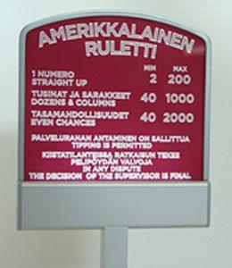 ruletti-kilpi